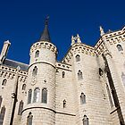 Gaudi palace (Astorga, Spain) by james633
