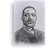 Martin Luther King Jr Metal Print