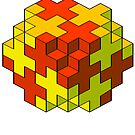 Cubix Cube by ClearLightDotTV