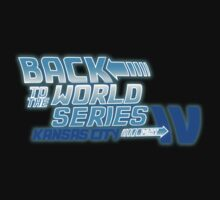 Back To The World Series!! Kids Tee