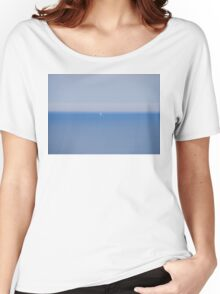 Shades of Blue Women's Relaxed Fit T-Shirt