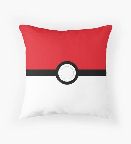 Pokeball Original  Throw Pillow