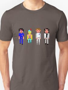 Sierra Adventure Game Heroes T-Shirt