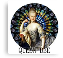 Queen of the French Canvas Print
