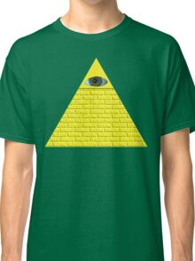 The All Seeing Eye of God Classic T-Shirt
