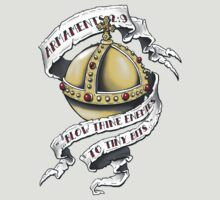 The Holy Hand Grenade by ianleino
