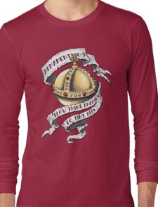 The Holy Hand Grenade Long Sleeve T-Shirt