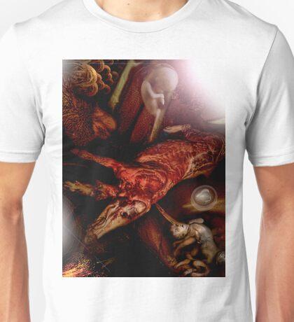 Godisnowhere666 - PETA and Agent Orange Unisex T-Shirt