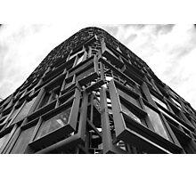 House of Windows Photographic Print