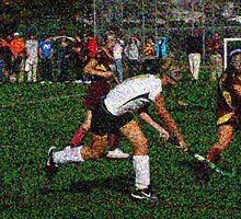 110711 147 1 pointillist field hockey by crescenti