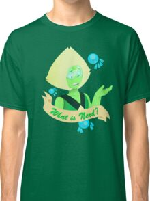 peridot what is nerd Classic T-Shirt