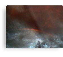 Morning Rainbow (0761) Metal Print