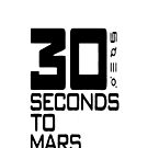 30 Seconds to Mars Iphone Case  by cedd1