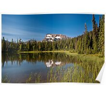 Lake Summit Poster