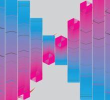 Color Column Sticker