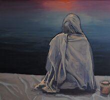 Dawn on Ganges by Arun Prem