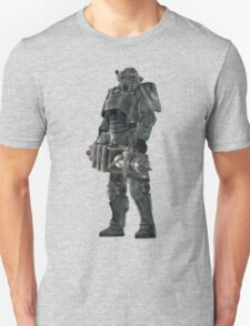 Pixel Brother of Steel Paladin Unisex T-Shirt