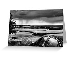 Dunstable Downs Greeting Card