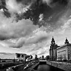 Liverpool B+W by Michelle McMahon