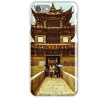 Double Dragon Bridge iPhone Case/Skin
