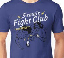 Female Fight Club Unisex T-Shirt