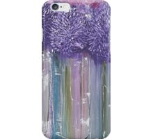 PURPLE X3 iPhone Case/Skin