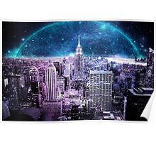 Another World Another City  Poster
