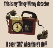 Timey-Wimey Detector by AlyzAlice