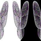 Quartz triptych by starsofglass