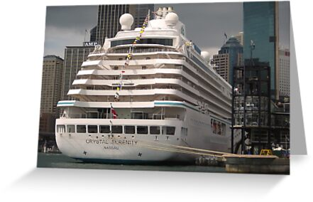Crystal Serenity by Sharon Brown
