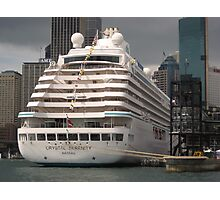 Crystal Serenity Photographic Print