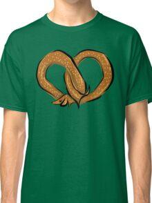 Pretzel Dog Dachshund Classic T-Shirt