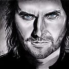 Richard Armitage, the dark side of Gisborne by jos2507