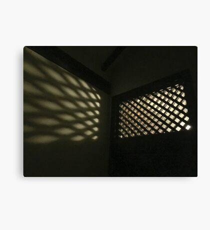 Lights and shadows. Canvas Print