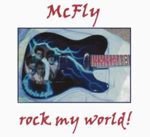 McFly rock my world! Kids Clothes