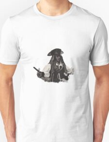 Jack Sparrow - One bullet T-Shirt
