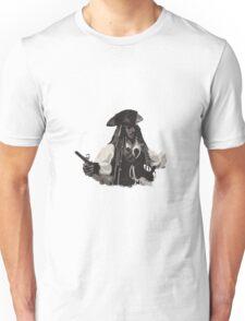 Jack Sparrow - One bullet Unisex T-Shirt