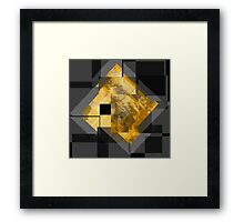 Black Gold... Framed Print