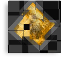 Black Gold... Canvas Print