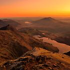 Snowdon Sunrise by Simon Evans