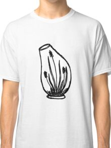 Flower in Glass Classic T-Shirt