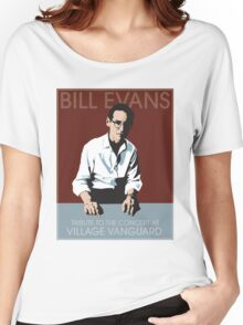 Bill Evans T-Shirt Women's Relaxed Fit T-Shirt