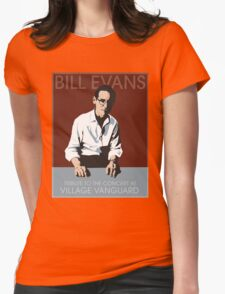 Bill Evans T-Shirt Womens Fitted T-Shirt