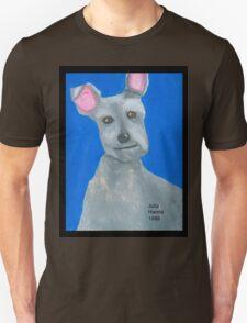 The Oil Pastel Scotty Dog by Julia Hanna T-Shirt