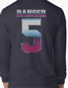 (5) Danger Long Sleeve T-Shirt