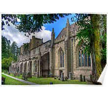 Dunkeld Cathedral III Poster