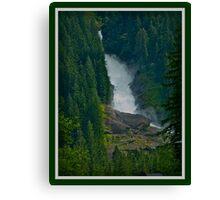 Krimell Waterfall. Austria . Europa. by Brown Sugar. Views (230) favorited by (2) Thx! Canvas Print