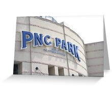 PNC Park, Pittsburgh Greeting Card