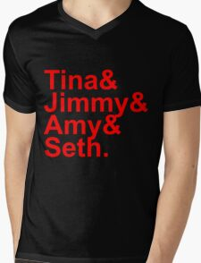 Weekend Update Jetset! Mens V-Neck T-Shirt
