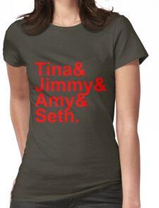 Weekend Update Jetset! Womens Fitted T-Shirt